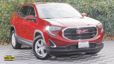 Certified Pre-Owned 2020 GMC Terrain SLE