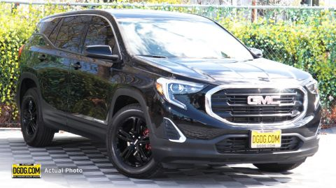 Certified Pre-Owned 2018 GMC Terrain SLE