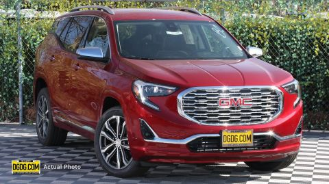 2020 GMC Terrain Denali With Navigation