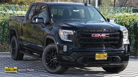 2020 GMC Sierra 1500 Elevation RWD 4D Crew Cab