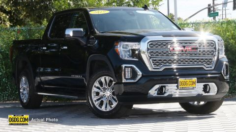 Certified Pre-Owned 2019 GMC Sierra 1500 Denali