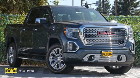 2019 GMC Sierra 1500 Denali With Navigation & 4WD