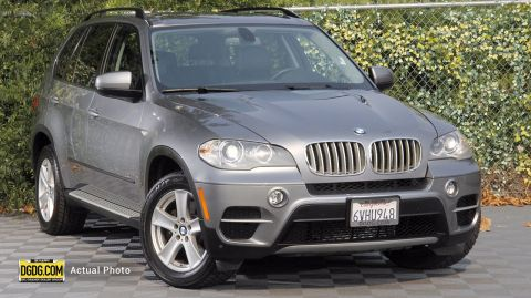 Pre-Owned 2012 BMW X5 xDrive35d