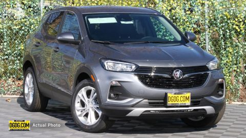 2020 Buick Encore GX Preferred FWD 4D Sport Utility