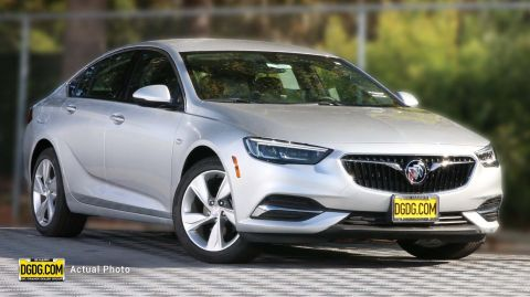 2018 Buick Regal Preferred FWD 4D Sedan