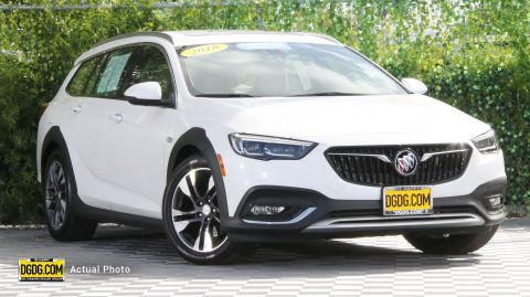 Certified Pre-Owned 2018 Buick Regal TourX Preferred