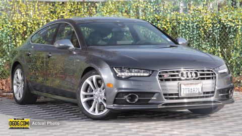 Pre-Owned 2016 Audi S7 4.0T